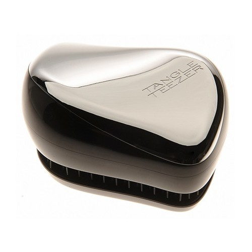 Tangle Teezer Compact Styler Silver Chrome