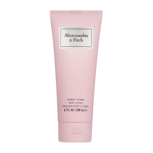 Abercrombie & Fitch First Instinct for women Bodylotion 200 ml