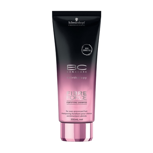 Schwarzkopf BC Fibre Force Fortifying Shampoo 200 ml