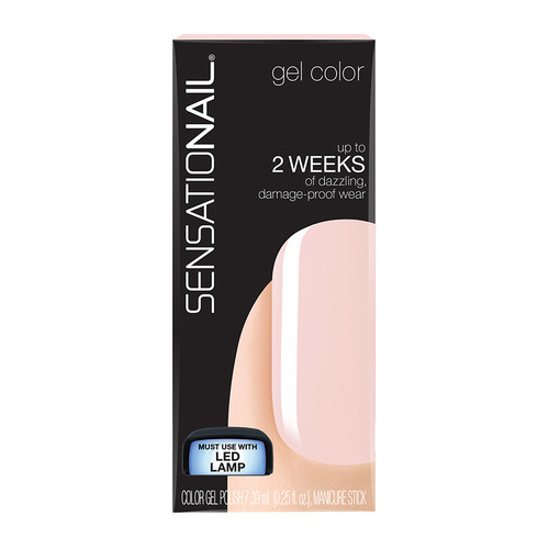 Sensationail Gel Color Ravishing Rose 7,39 ml