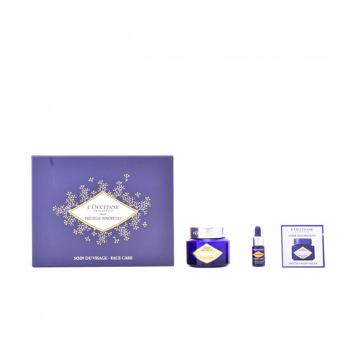 L'Occitane Immortelle Face Care Set