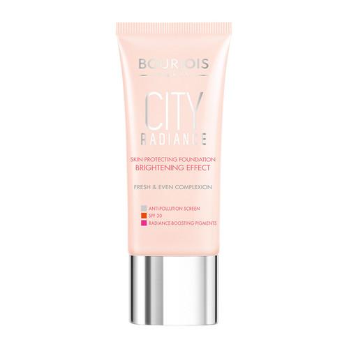 Bourjois City Radiance Skin Protecting Foundation Brightening Effect