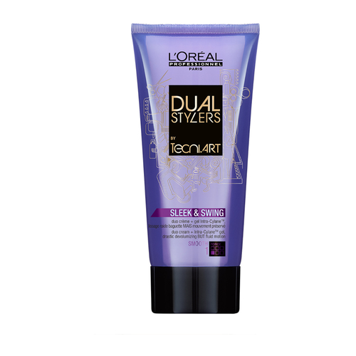 L'Oreal Tecni Art Dual Stylers liss and pump up 150 ml