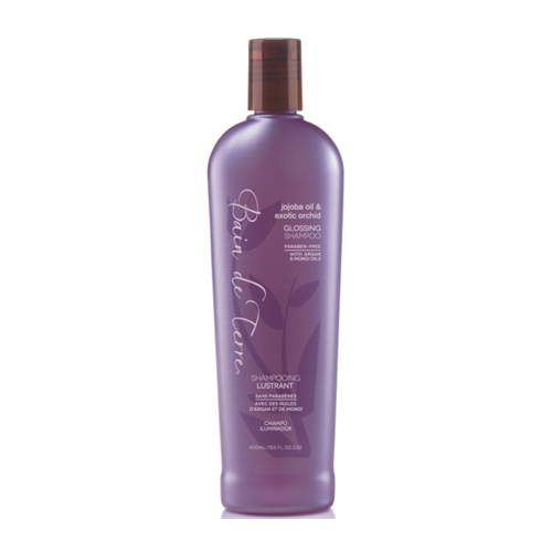 Bain De Terre Jojoba Oil & Exotic Orchid Glossing Shampoo 400 ml