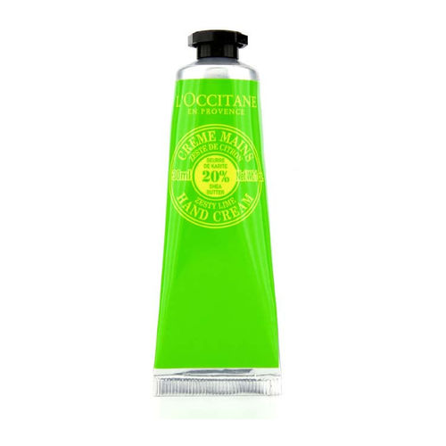 L'Occitane Shea Lime Hand Cream 30 ml