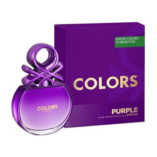 Benetton Colors de Benetton Purple for woman Eau de toilette