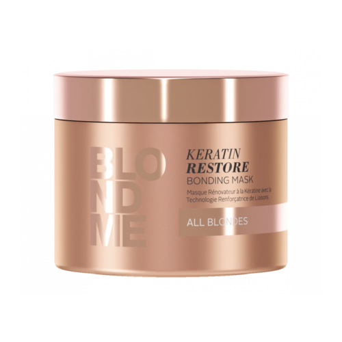 Schwarzkopf BlondMe Keratin Restore Bonding Mask 200 ml