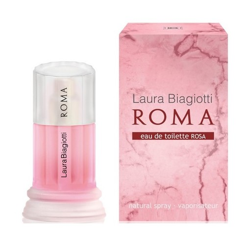 Laura Biagiotti Roma Rosa Eau de Toilette 50 ml