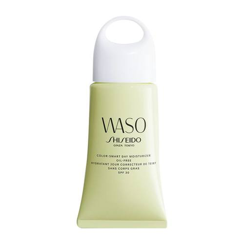 Shiseido Waso Color Smart Day Moisturizer olie-vrij 50 ml SPF 30