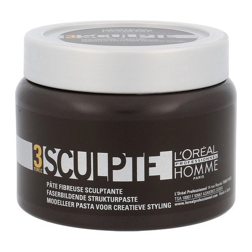 L'Oreal Professional Homme Sculpte styling gel