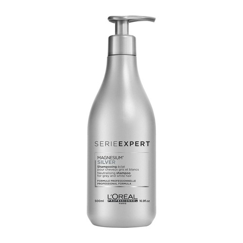L'Oreal Expert Silver Magnesium Shampoo 500 ml