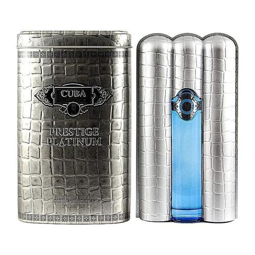 Cuba Paris Prestige Platinum Eau de Toilette 90 ml