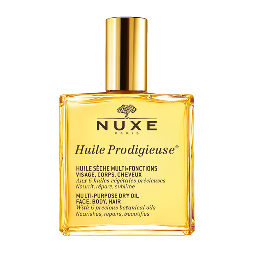 NUXE Huile Prodigieuse Multi Purpose Dry Oil Face Body Hair Spray