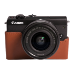 Canon EOS M100 zwart + EF-M 15-45mm IS STM