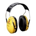 Peltor Optime I H510A gehoorbescherming 27 dB geel