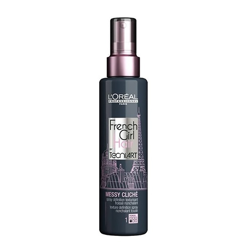 L'Oreal Tecni Art French Girl Messy Cliché texture definition spray 150 ml