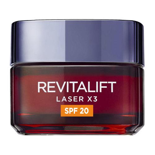 L'Oreal Revitalift Laser X3 anti-rimpel creme 50 ml SPF 20