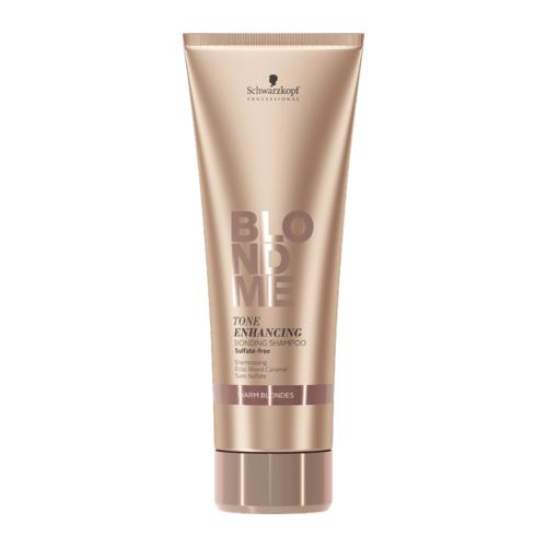 Schwarzkopf BlondMe Tone Enhancing Bonding Shampoo 250 ml