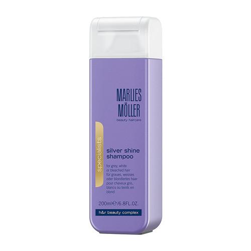 Marlies Moller Silver Shine Shampoo 200 ml