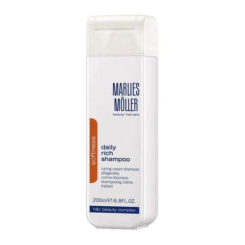 Marlies Moller Softness Daily Rich Shampoo 200 ml