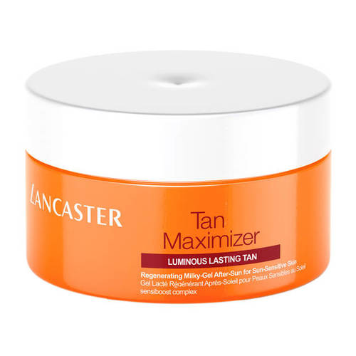 Lancaster Tan Maximizer Regenerating Milky-gel After sun