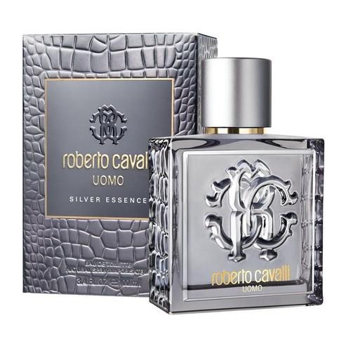 Roberto Cavalli Uomo Silver Essence Eau de toilette 60 ml
