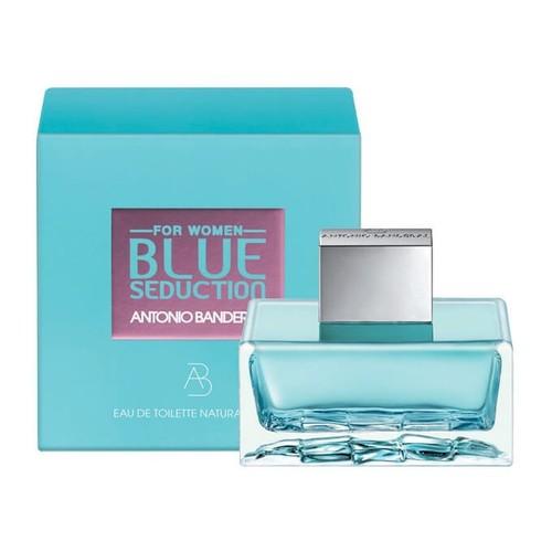 Antonio Banderas Blue Seduction Woman Eau de Toilette