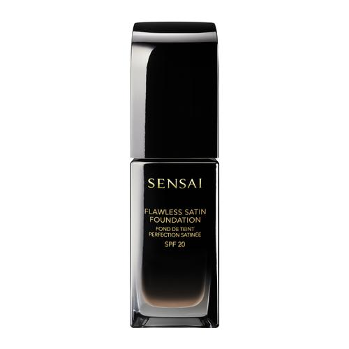 Sensai Flawless Satin Foundation 204.5 Warm Beige 30 ml