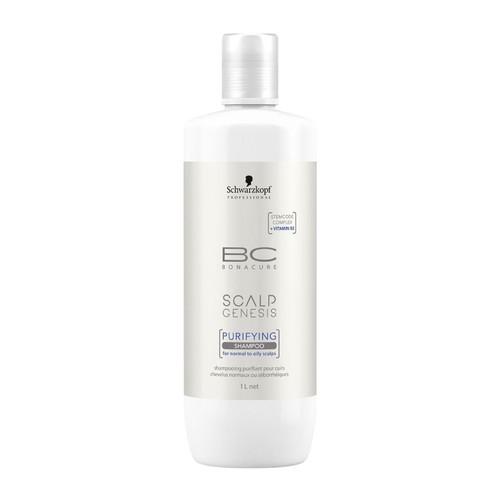 Schwarzkopf BC Scalp Genesis Purifying Shampoo 1.000 ml