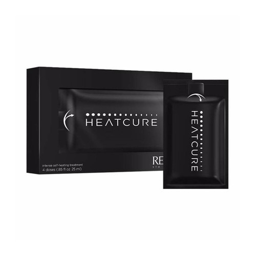 Redken Heatcure Self Heating Treatment mask 4 x 25 ml