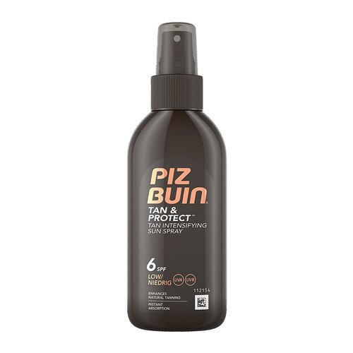 Piz Buin Tan & Protect Intensifying spray SPF 6