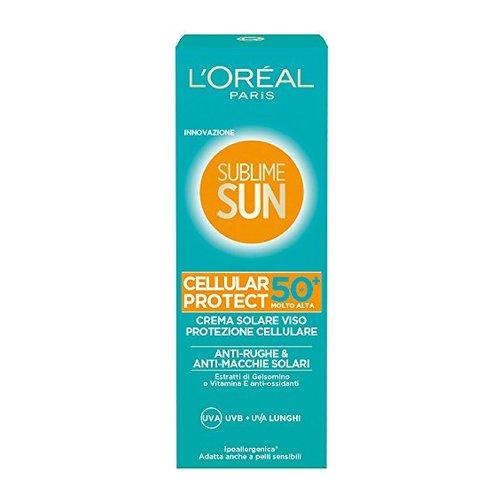 L'Oreal Sublime Sun SPF 50