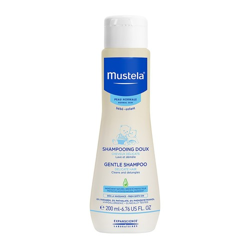 Mustela Bebe Gentle Shampoo 200 ml