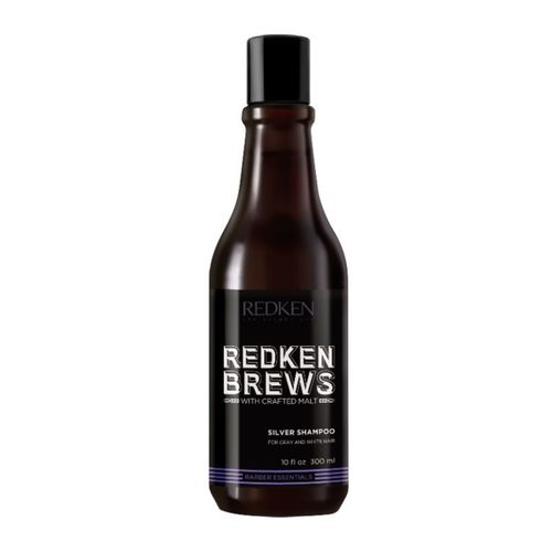 Redken Brews Silver Charge shampoo