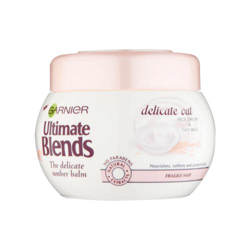 Garnier Ultimate Blends Delicate Oat Mask 300 ml