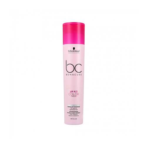 Schwarzkopf BC Color Freeze pH 4.5 Silver shampoo