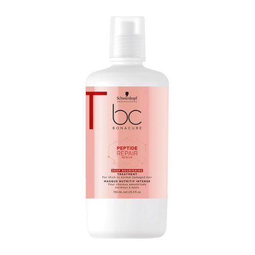 Schwarzkopf BC Peptide Repair Rescue Deep Nourishing treatment