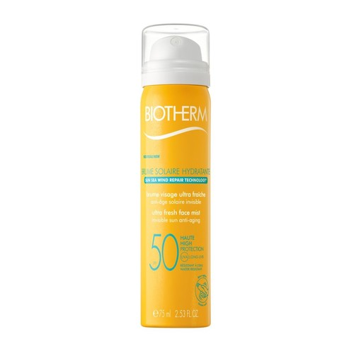 Biotherm Sun Ultra Fresh Face Mist spray SPF 50