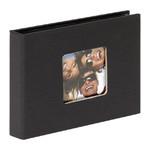 Walther Fun zwart 10x15 mini album voor 36 foto's MA353B