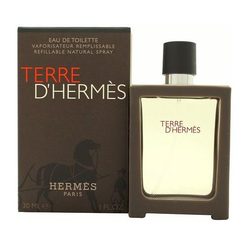 Hermes Terre D'Hermes Eau de toilette Refillable 30 ml