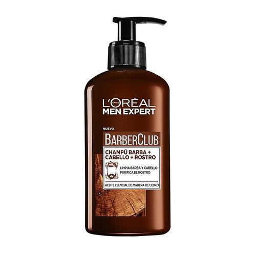 L'Oreal Men Expert BarberClub Shampoing