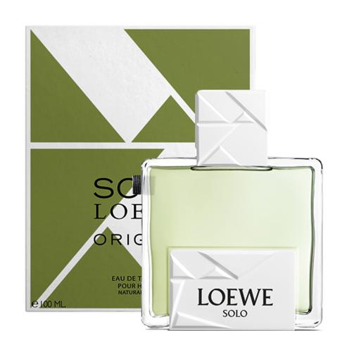 Loewe Solo Loewe Origami Eau de Toilette 50 ml