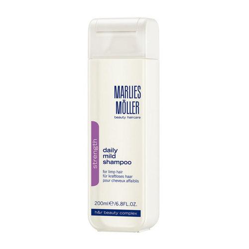 Marlies Moller Strength Daily Mild Shampoo 200 ml