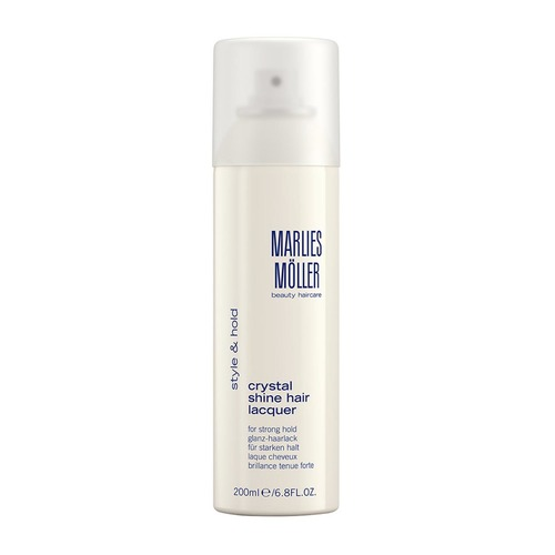 Marlies Moller Style & Hold Crystal Shine Hair Laquer 200 ml