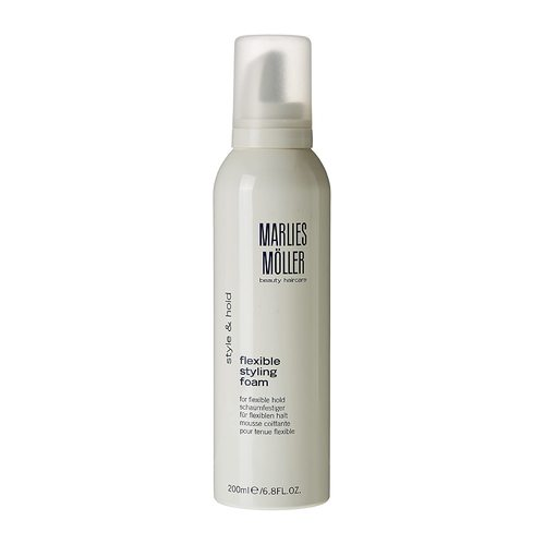 Marlies Moller Essential Style & Hold Flexible Styling Foam 200 ml