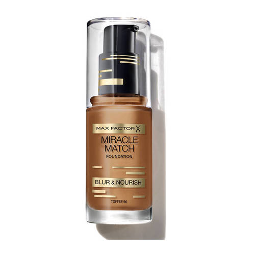 Max Factor miracle match foundation 90 Toffee 30 ml