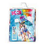 K3 Rollerdisco dekbedovertrek
