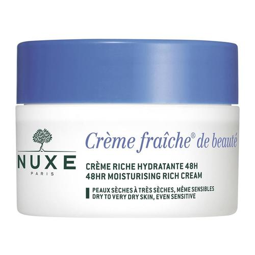 NUXE Creme Fraiche de Beaute 48H rich cream 50 ml