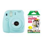 Fujifilm instax mini 9 set ice blue