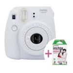 Fujifilm instax mini 9 set white